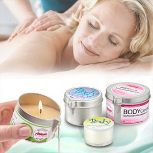 Massagekerzen Body Candle