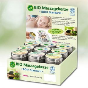 BIO Massagekerze 50 ml
